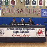 Mamaroneck Baseball Player Heads To Adelphia