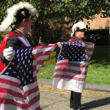 Norwalk Knights Of Columbus Remember Those Lost On 9/11 At Outdoor Mass