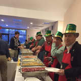 Norwalk Knights Of Columbus Serves Up St. Patrick's Dinner For A Good Cause