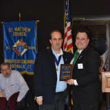 Norwalk Knights Of Columbus Honors Members For Year Of Achievements