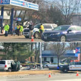 UPDATE: Drugged Driver In Route 23 Gas Station Crash Kills Dad, Teenage Son, Attendant