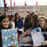 Inspirica Collects Holiday Toy Donations To Help Homeless In Stamford