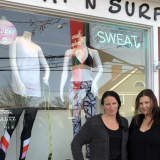 Westchester BFFs Make A Splash With New Athleisure Line