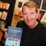 Lee Child, Suzanne Chazin Sign Books In Chappaqua