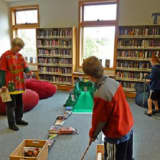 Mini-Golf Extravaganza At Norwalk Library