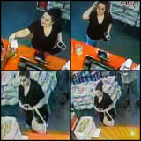 Police Seek To ID Woman Suspected Of Stealing Handbag At Area Five Guys