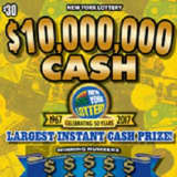 Poughkeepsie Couple Wins $10 Million Scratch-Off Jackpot