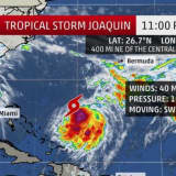Hazardous Weather Outlook For Northern Valley As Joaquin Hovers