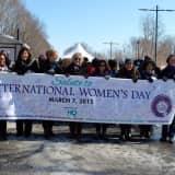 Dutchess Chamber Marches Across Hudson For International Women's Day
