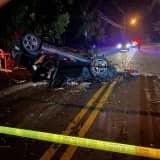 Driver, 21, Killed In Predawn Closter Crash