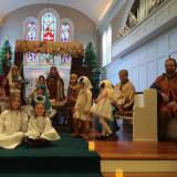 'Luminaries' Performance Lights Up New Canaan Church, Ushers In Holidays