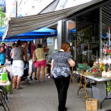 Take Advantage Of Savings At Larchmont Sidewalk Sales