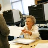 Bedford-Lewisboro-North Salem League Of Women Voters Mark Registration Day