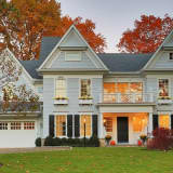 Traditional New England Luxury Meets Cutting-Edge Green Living in Scarsdale