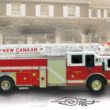 New Canaan Firefighters Respond To Burst Pipe Calls