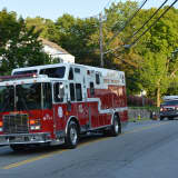 Take A Fire Truck Ride At Mount Kisco FD's Open House