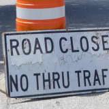 Paramus Route 17 South Ramp Closed