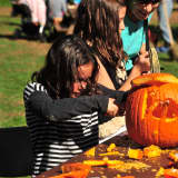 Greenburgh Nature Center Features Scarecrows, Pumpkins