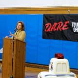 Croton Community Coalition Holds Candlelight Vigil