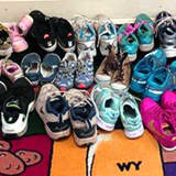 Shoe Drive Throughout Bergen County Benefits Domestic Violence Victims