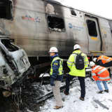 Metro-North's Overnight Repair Job Completed By 100-Member Crew