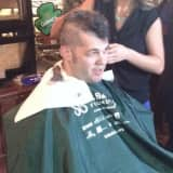Brave The Shave During St. Baldrick's At Molly Spillane's In Mamaroneck