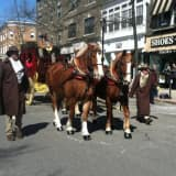 Greenwich Keeps In The Spirit Of St. Patrick's With Sunday Parade