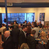 Hudson Barter Group Has Networking Event At Ossining's Mike Risko Music