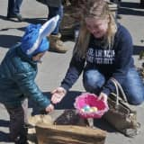 Mount Kisco Hosts Two Egg Hunts