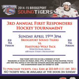 First Responders Hockey Tourney In Bridgeport Benefits Local Charities