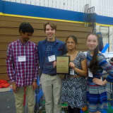 Danbury High Team Earns Award At National Rube Goldberg Contest