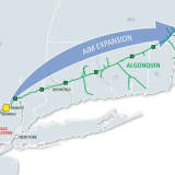 Yorktown Residents Protest Proposed Spectra Pipeline