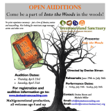 Mount Kisco's Westmoreland Sanctuary Holds Auditions For 'Into The Woods'