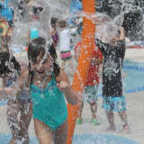 Ridgefield Prepares For Opening Of Spray Bay At Recreation Center