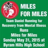 Team Daniel Holds Mental Illness Awareness Run In Armonk