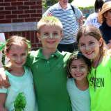 Students At Darien's Holmes School Enjoy Field Day