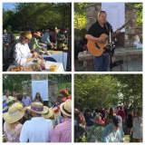 Westport Historical Society Enjoys Hidden Garden Tour, Party