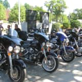 Motorcycle Ride Through Scenic Hudson Valley Benefts Guiding Eyes
