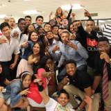 Elmsford's Alexander Hamilton High School Celebrates 2015 Class