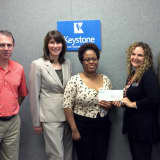 Norwalk's Keystone House Receives $5K Grant From First County Bank