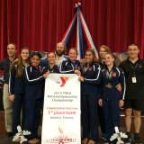 Darien YMCA Gymnasts Win National Championship