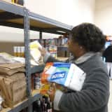 Alzheimer's Association Sponsors Food Drive In Purchase