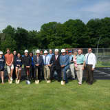 Kennedy Catholic In Somers Breaks Ground On New Track And Field Facility