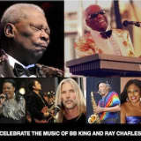 Celebrate The Music Of Ray Charles And B.B. King At Palace Danbury