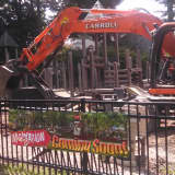 Imagination Station Playground Set To Open In September In Ridgefield