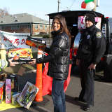 Westport Police Seek Donations For Annual Holiday Toy Drive
