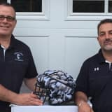 Yorktown Athletic Club Buys Protective Football Helmet Covers