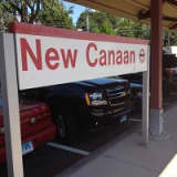 Arrive Early To Catch Bus Instead Of Train On Metro-North New Canaan Branch