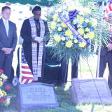 Hundreds Honor Westchester's First Probation Officer William Mounteney