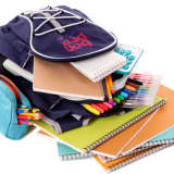 High Water Women Holding Backpack Drive In Stamford